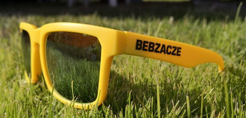 Okulary przeciwsłoneczne żółte