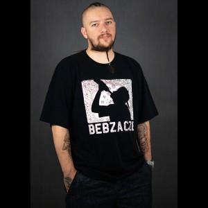"Koszulka ""Bandana"" czarna"
