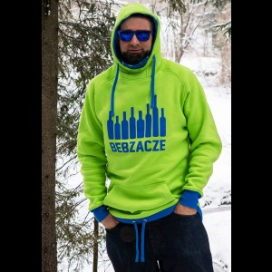 Bluza Bebzacze Bottletude [Long hoodie]
