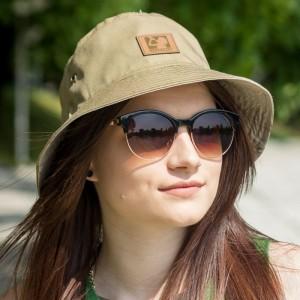 Bucket Hat Bebzaczki Beż