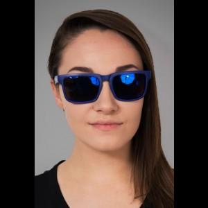 Okulary przeciwsłoneczne niebieskie