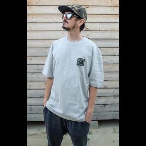 """t-shirt """"classic black"""" man"""