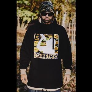 """ZIP hoodie """"Camo/Black"""""""